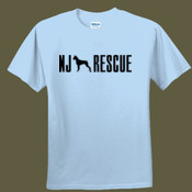 Youth NJ Boxer Rescue Tee