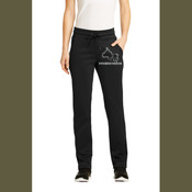 Ladies Sport-Wick Fleece Pants