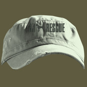 Military Distressed Cap