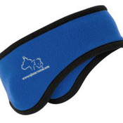Port Authority Two Color Fleece Headband